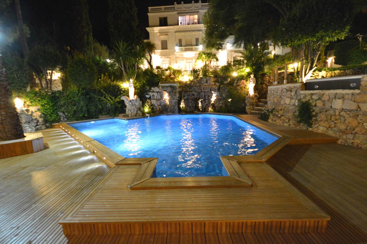 La villa blanche cannes pour votre r ception de prestige le blog d - Villa blanche marseille ...